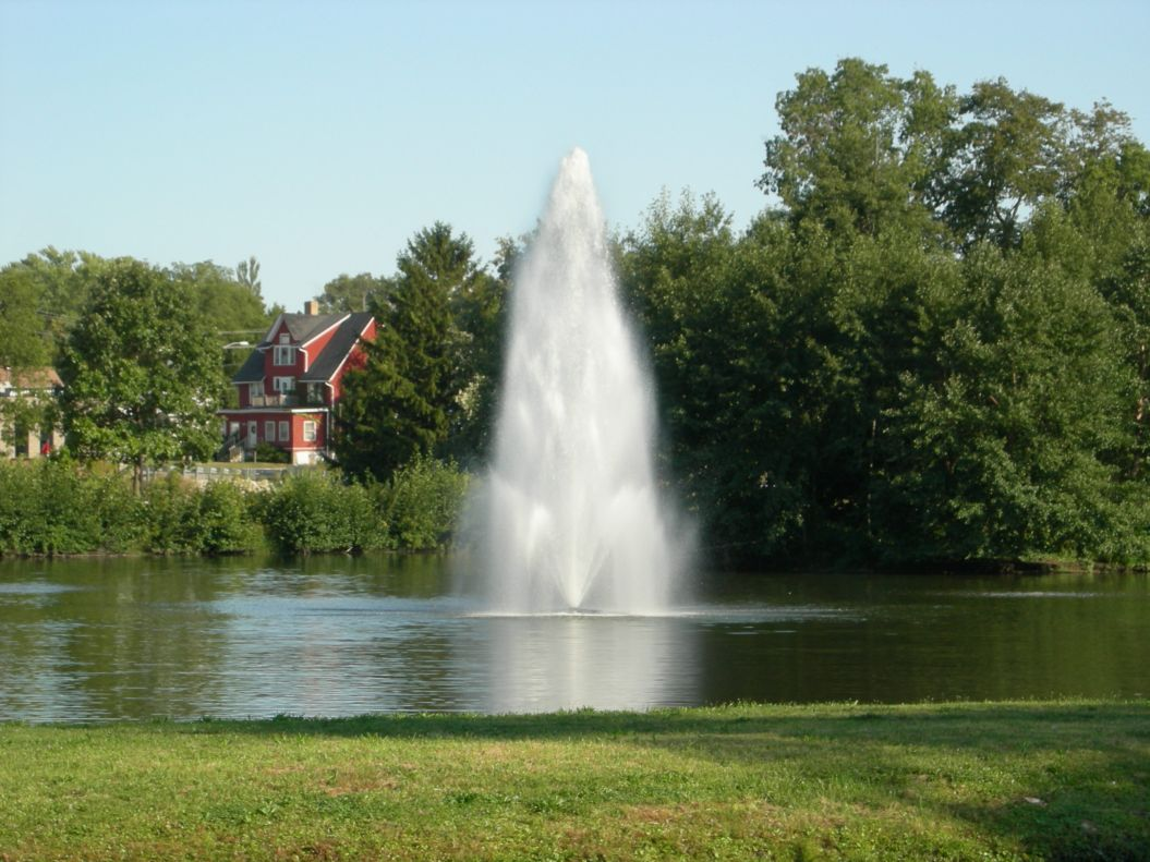 10HP Aquamaster Fountain