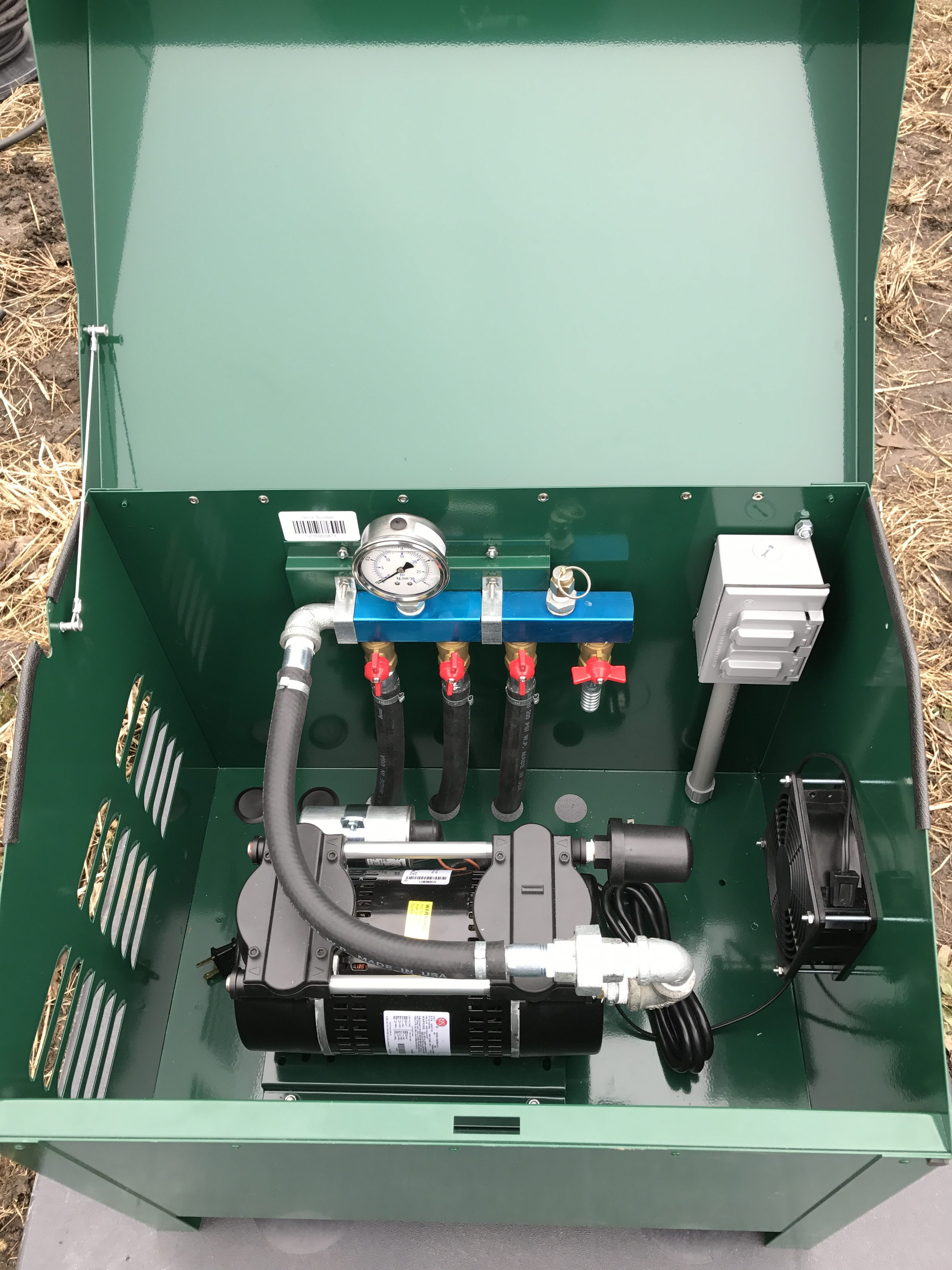 Aeration Equipment