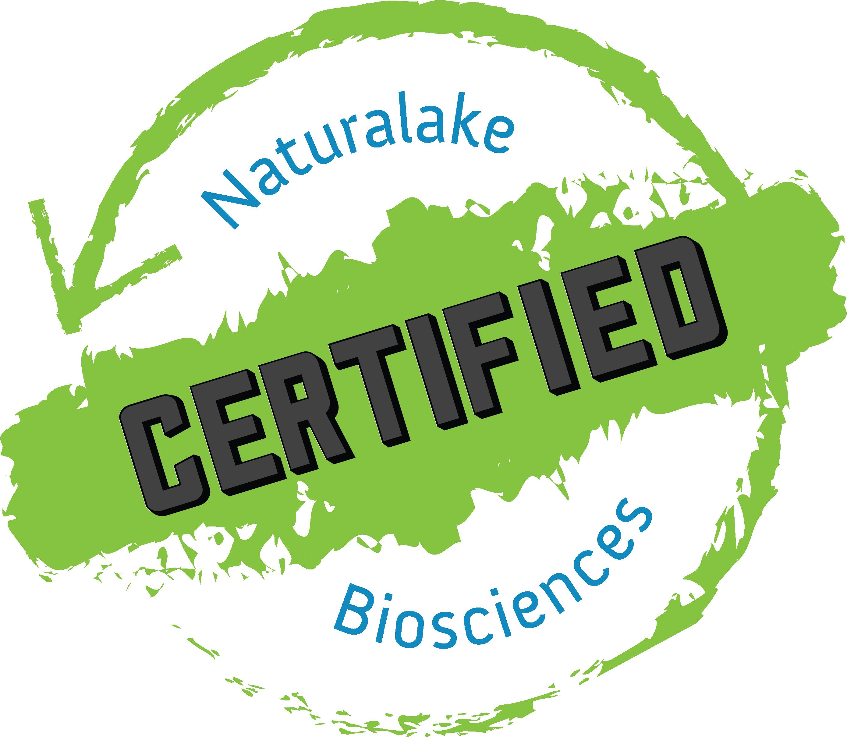 Naturalake Certified