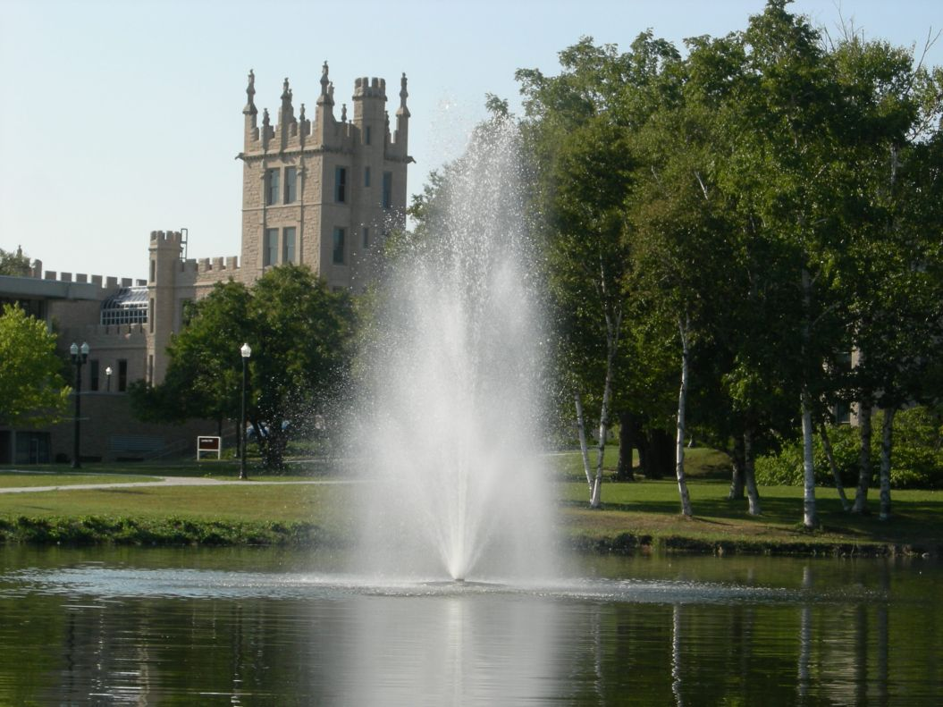3.5HP Aquamaster Fountain