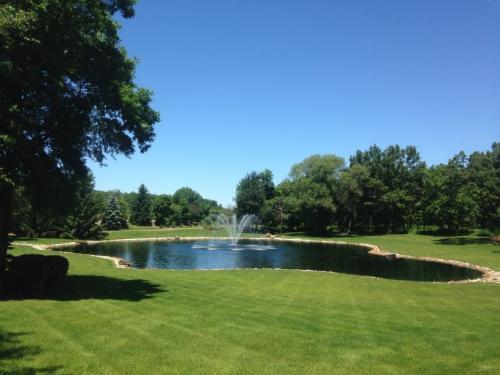 5 HP Aquamaster Fountain