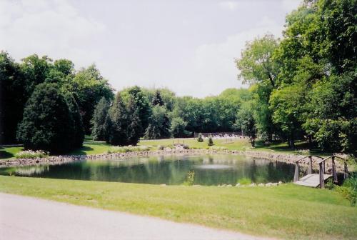 Aerated Pond